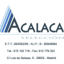 ACALACA SELECCION E.T.T. Company Profile